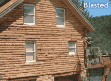 Log Cabin Staining Company in PA